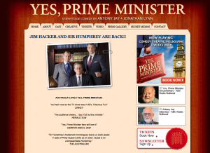 www.yesprimeminister.com